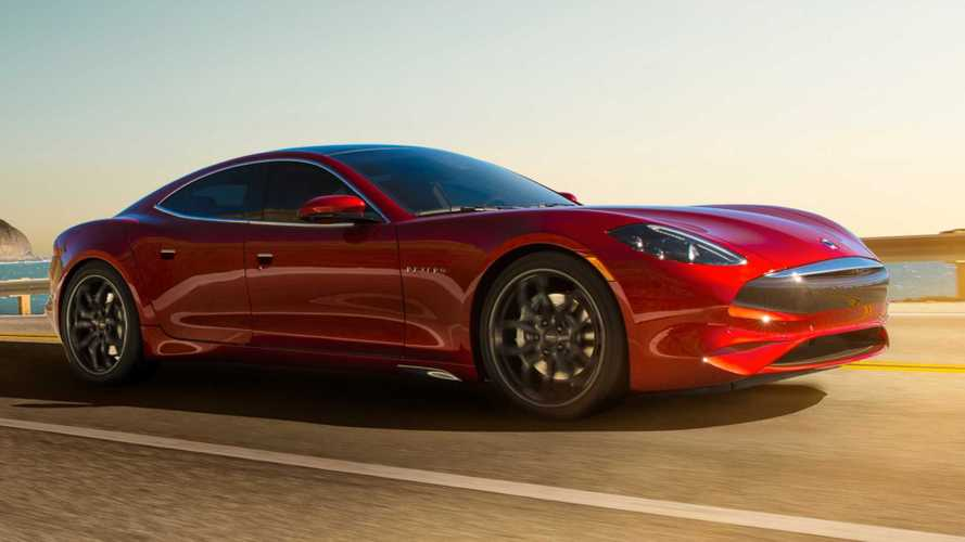 2020 Karma Revero GT PHEV Revealed With 535 Horsepower