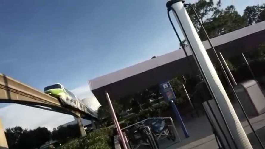 Epcot Unveils Electric Vehicle Charging Stations