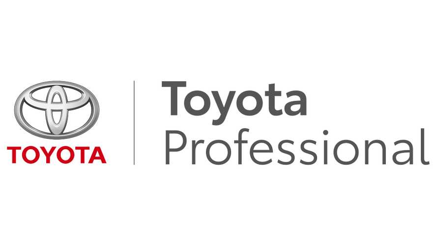 Nasce Toyota Professional