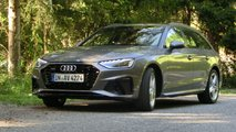 Audi A4 Avant (2019) mit 190-PS-Diesel im Test