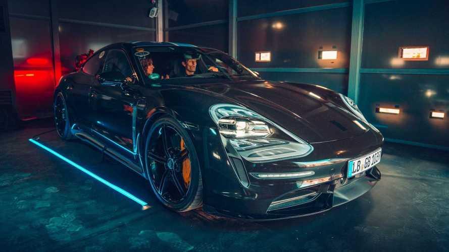 Tout ce qu'il faut savoir sur la Porsche Taycan !
