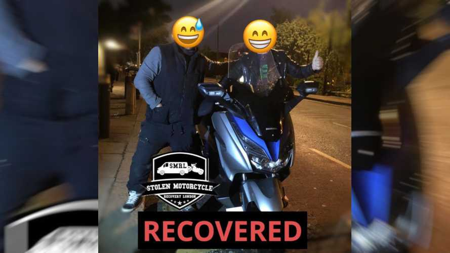UK bike recovery groups take on thieves via social media