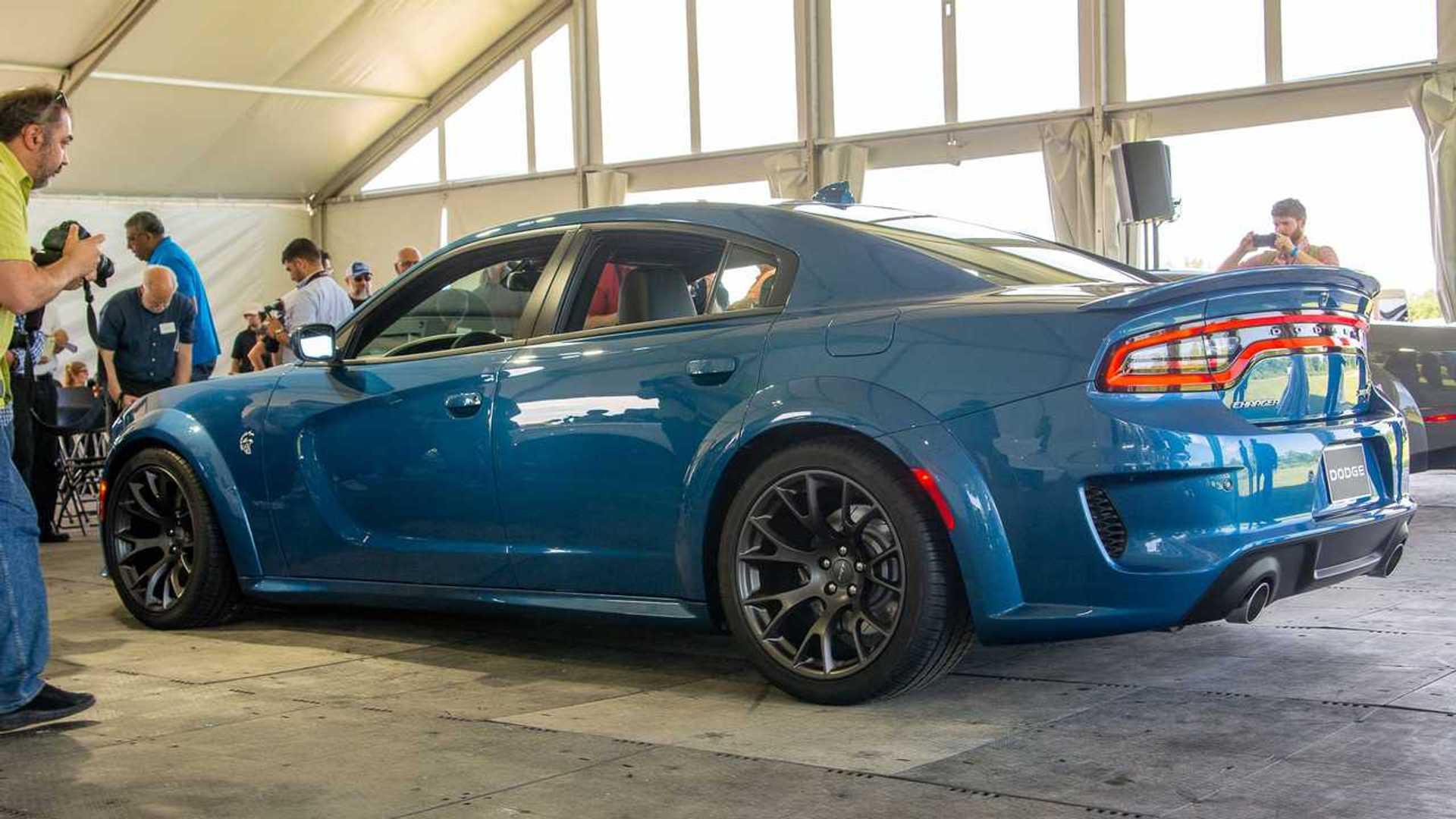 2020 Dodge Charger Srt Hellcat Widebody Starts At 71 140