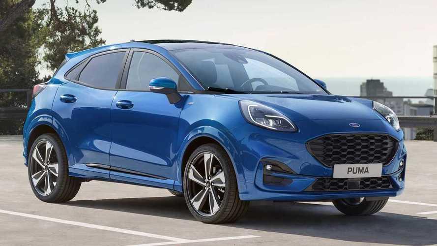 Nuova Ford Puma, spazio alla versatilità
