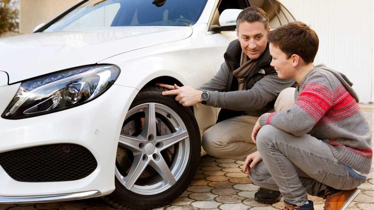 Revisa los neumáticos