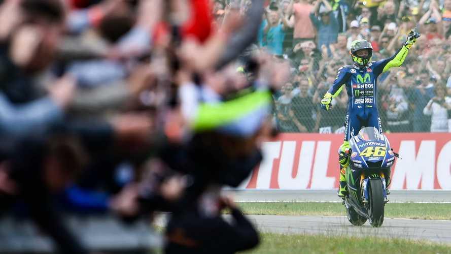 Moto GP: due anni a secco di vittorie per Valentino Rossi