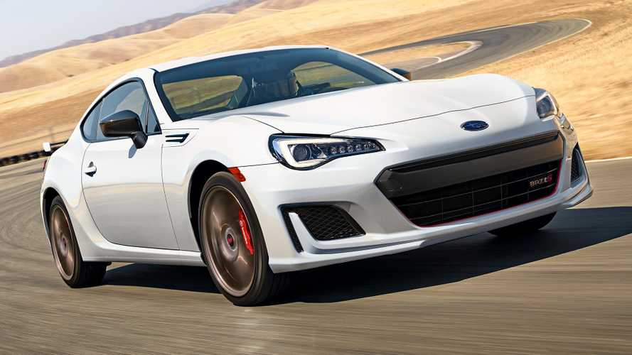 Next-gen Subaru BRZ won't be available in Europe