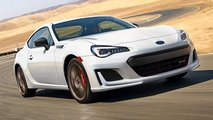 2020 Subaru BRZ, WRX, and STI