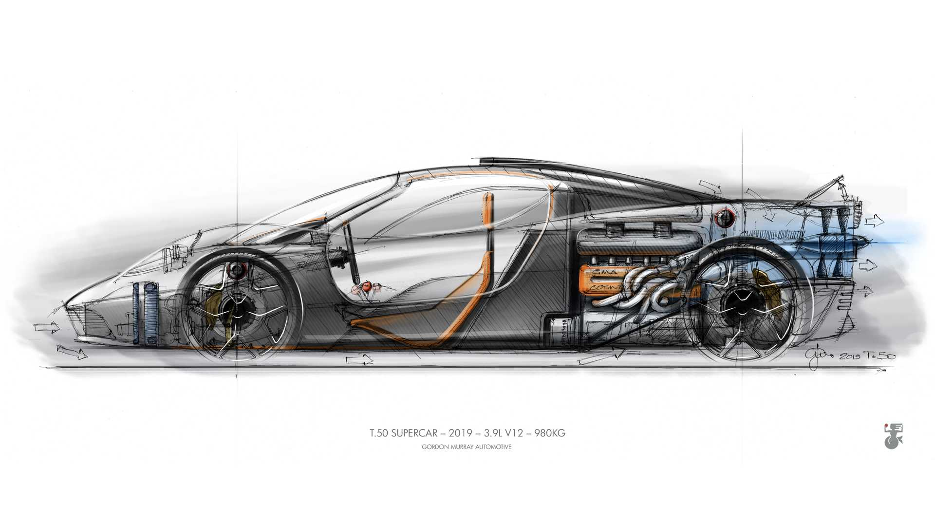 "[""Canepa Group And The Gordon Murray Automotive T.50 Supercar""]"