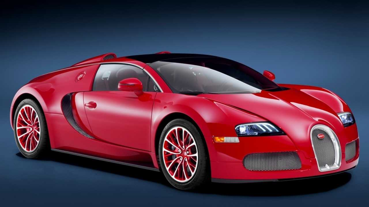Bugatti Veyron Grand Sport 'Red Edition'