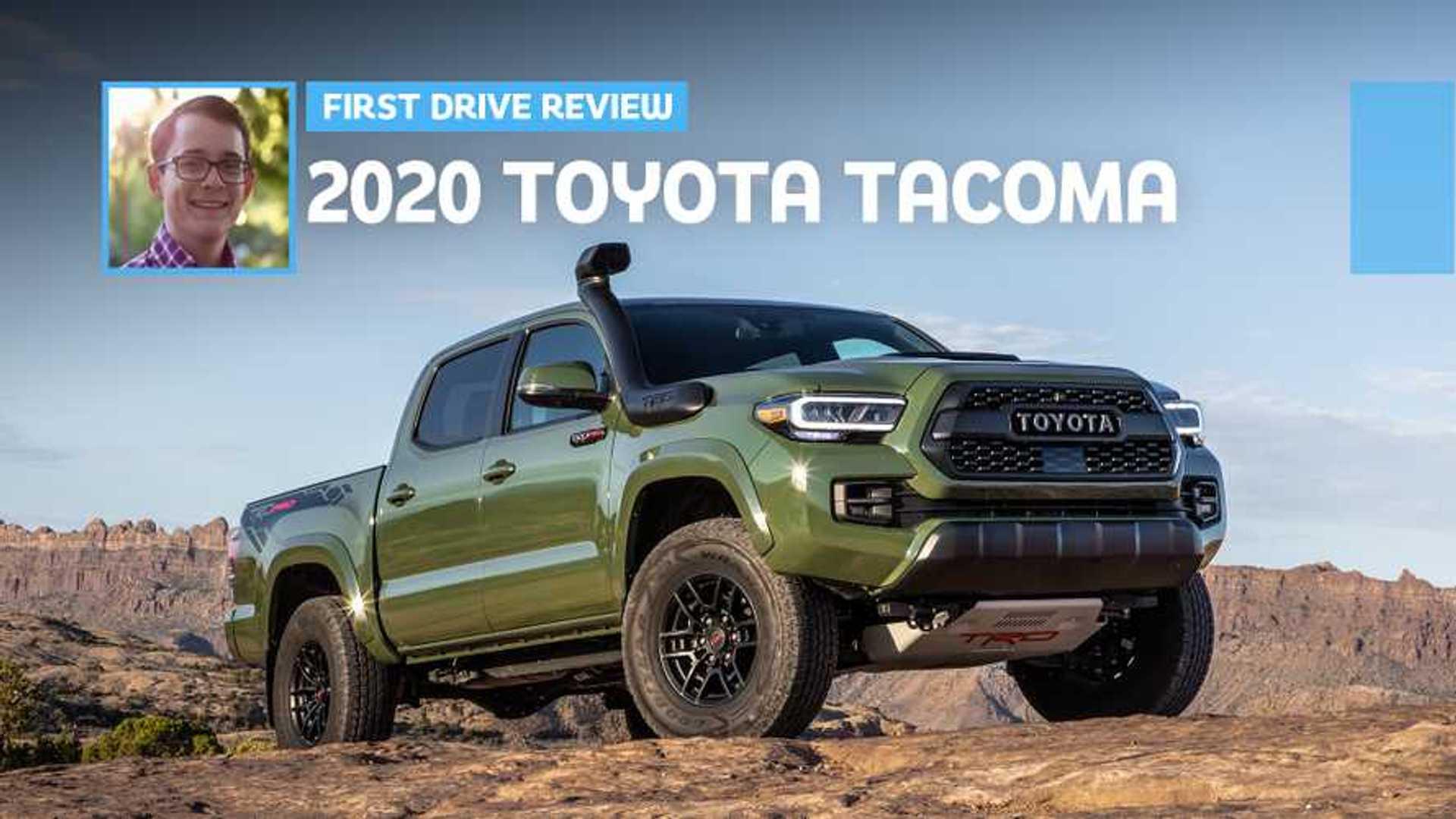 2020 Toyota Tacoma First Drive Taco Tuesday