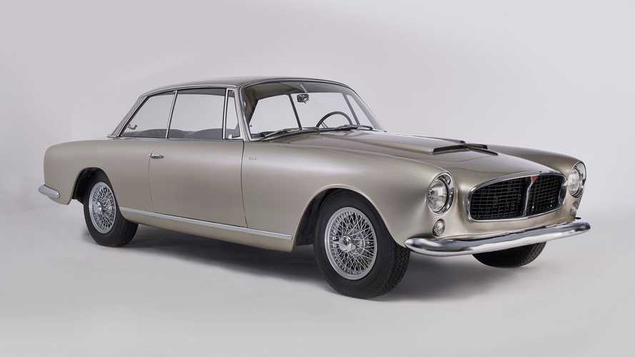 Alvis is back using original parts stored for over 50 years