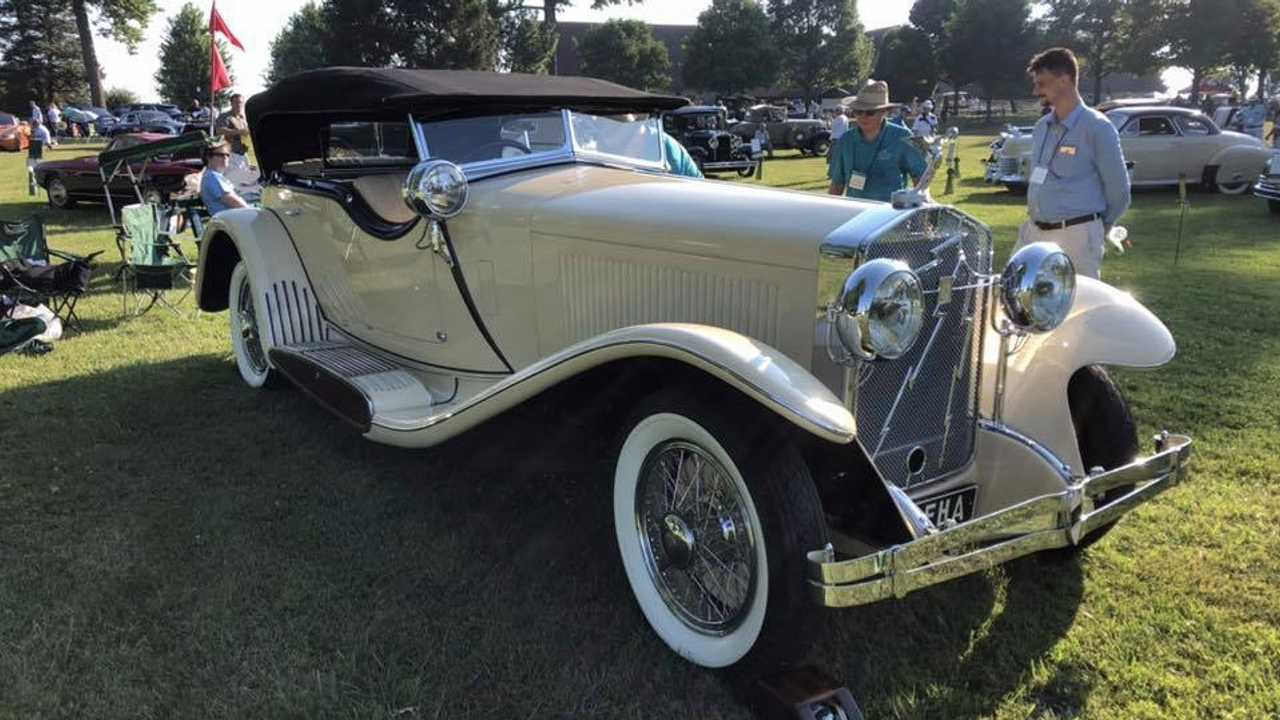 Keeneland Concours d'Elegance Winners & Special Awards