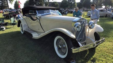 Keeneland concours d elegance winners special awards
