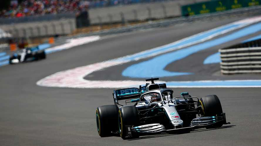 Mercedes drivers call out 'political' F1 track choices