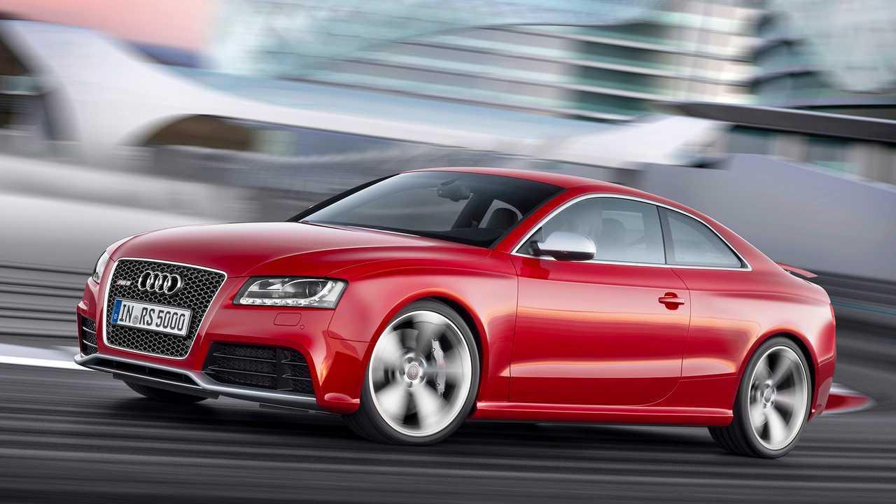 Audi RS 5 (2010)
