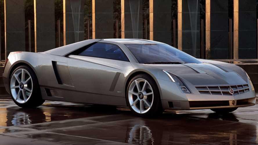 2002 Cadillac Cien: Supercar Sunday