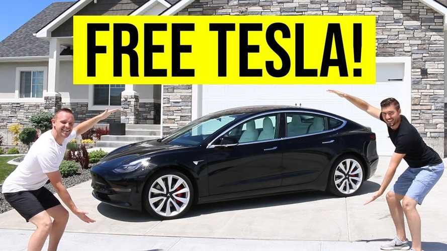 Taxes May Help You Drive A Tesla Model 3 For Free, But Not For Long