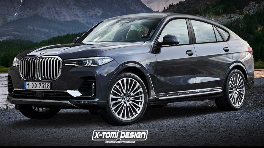 New BMW X8 Rumor Suggests The Big CUV Could Debut In Late 2020