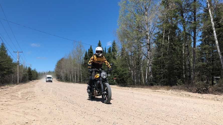 2019 Ducati Scrambler Full Throttle Full Of Fun