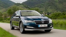 Skoda Superb Scout (2019) im Test