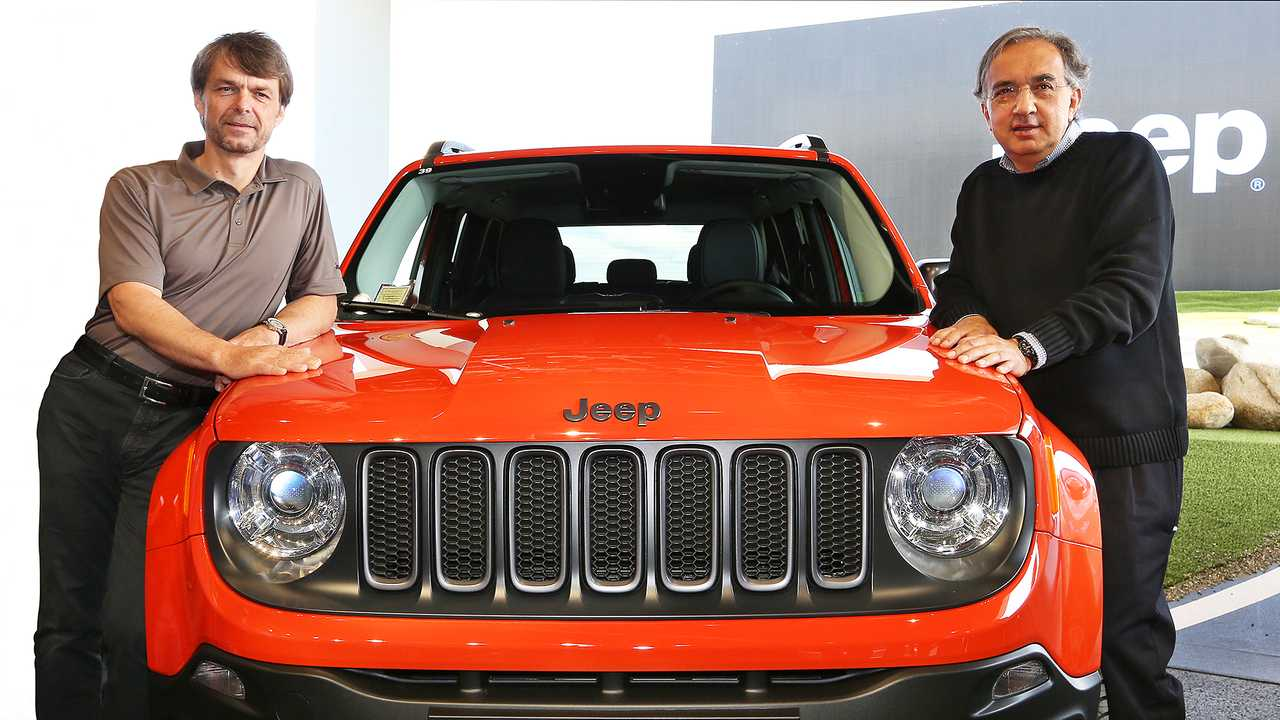 Jeep Renegade (2014)