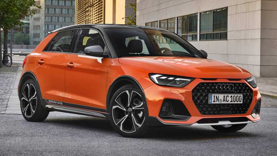 Audi A1 Citycarver Debuts As Ingolstadt's Entry-Level Crossover