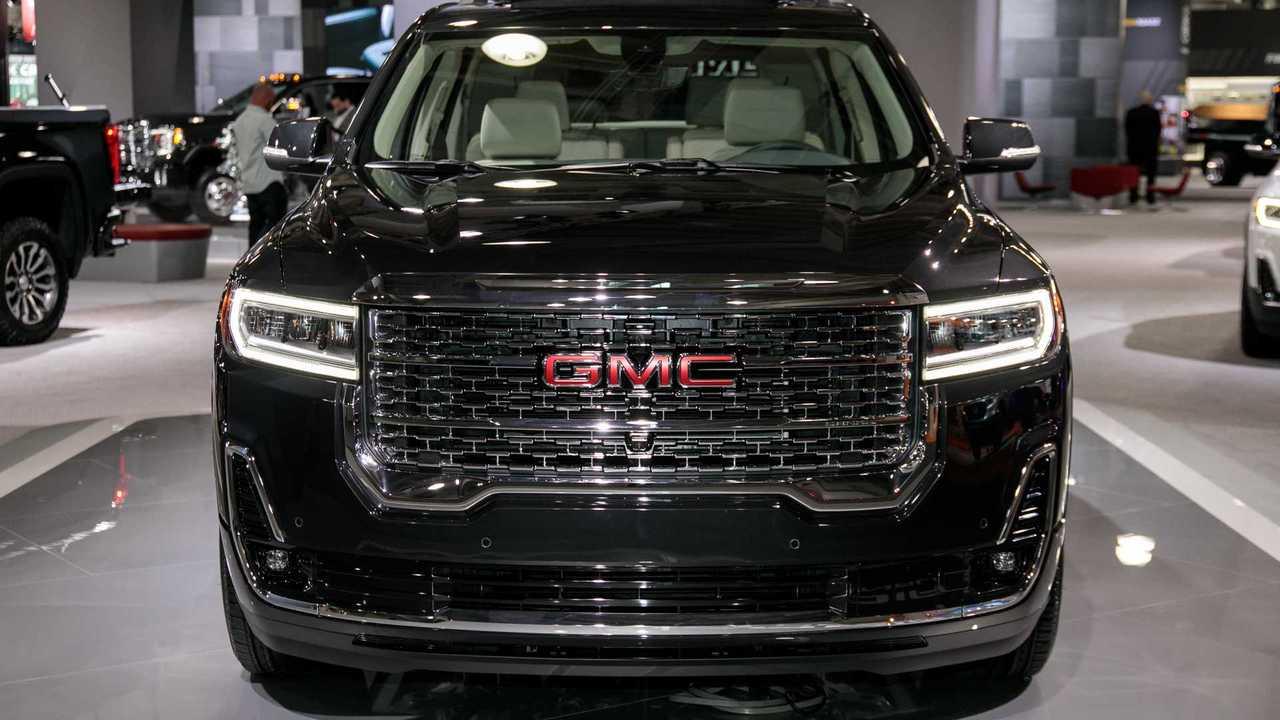 2020 GMC Acadia Adds AT4 Trim, Turbo Engine >> 2020 Gmc Acadia Refresh Revealed With New Turbo 2 0l Engine