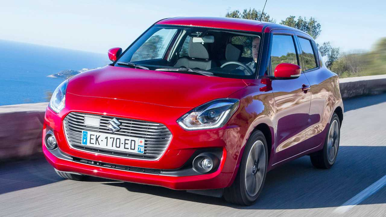 Suzuki Swift - Talent sportif