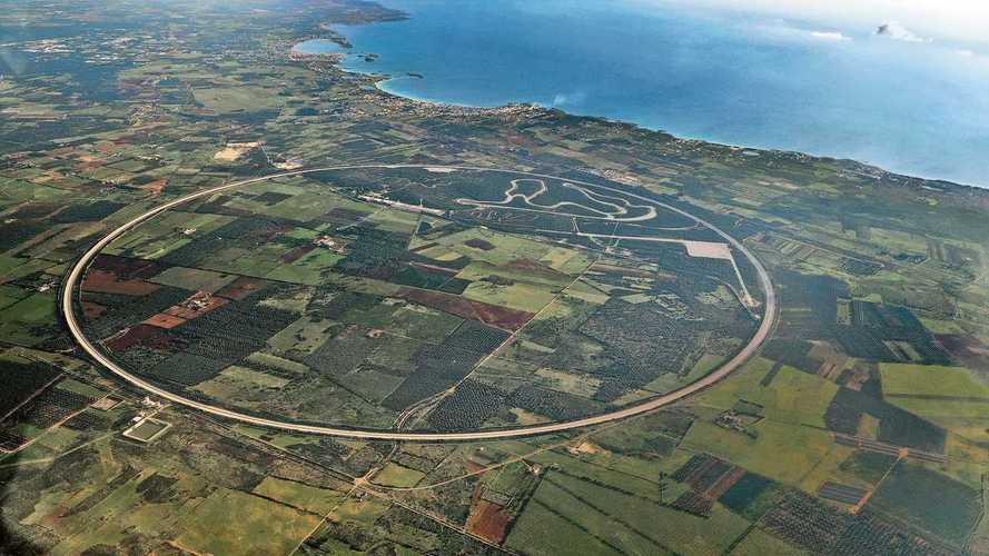 Le auto più veloci del mondo si sviluppano e collaudano in Puglia