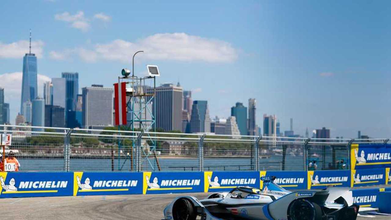 Formula E NYC 2019
