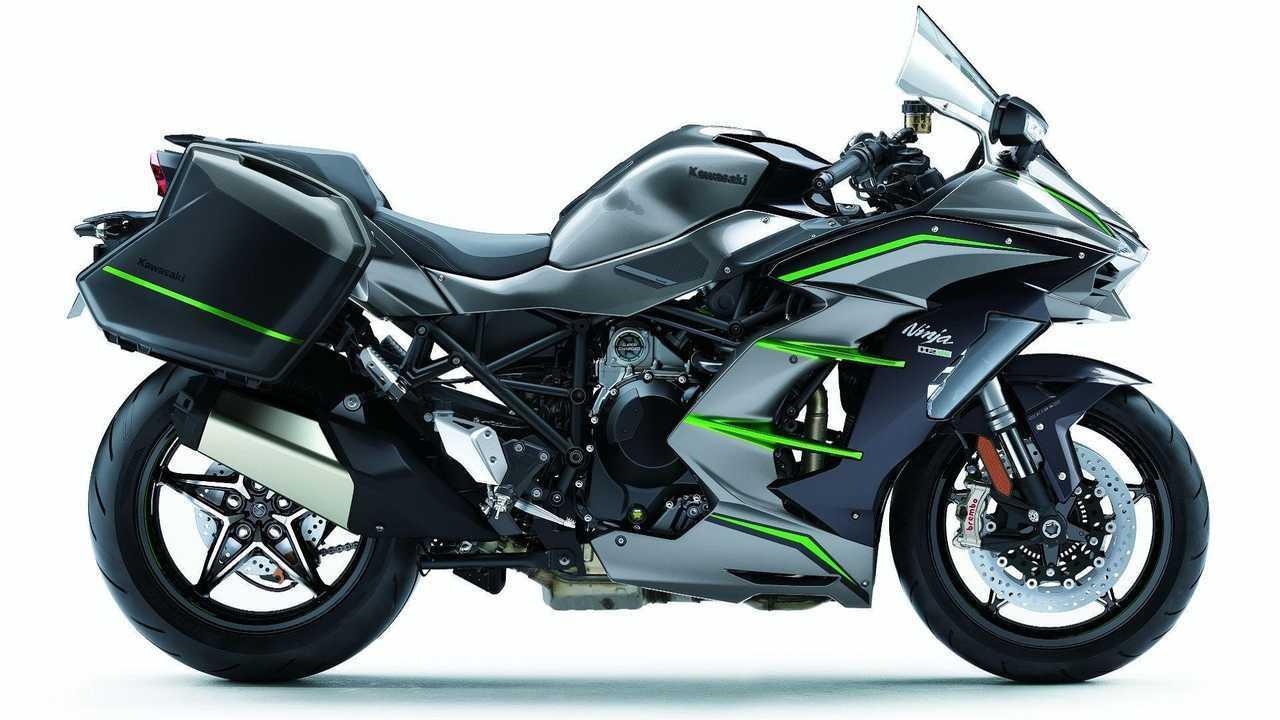 Kawasaki Ninja SX SE+ Tourer