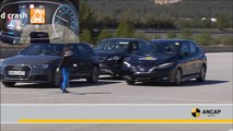 Nissan LEAF - NCAP Crash Tests