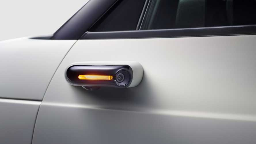 Honda E To Get Side Camera Mirror System As Standard