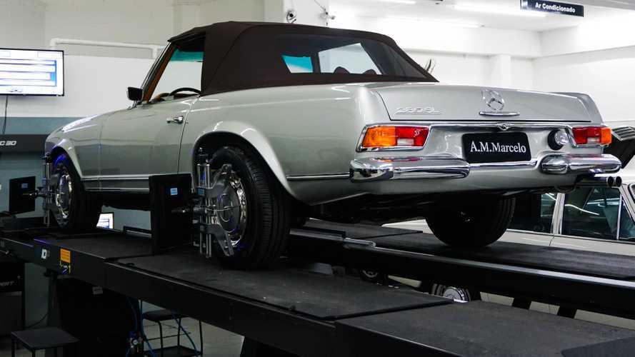 Você sabia que a tecnologia 3D serve para alinhar seu carro?