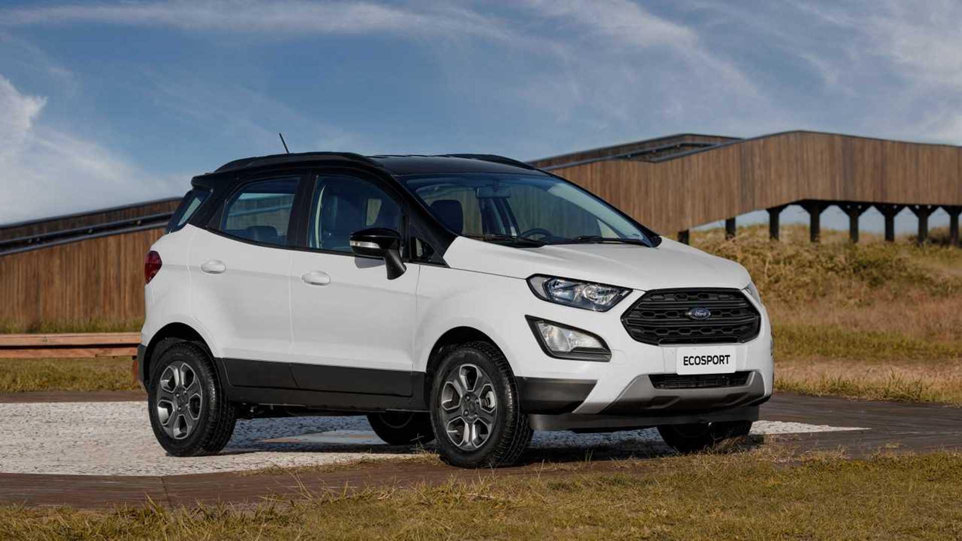 Ford Ecosport Freestyle 2020 Aposta Em Visual Diferenciado