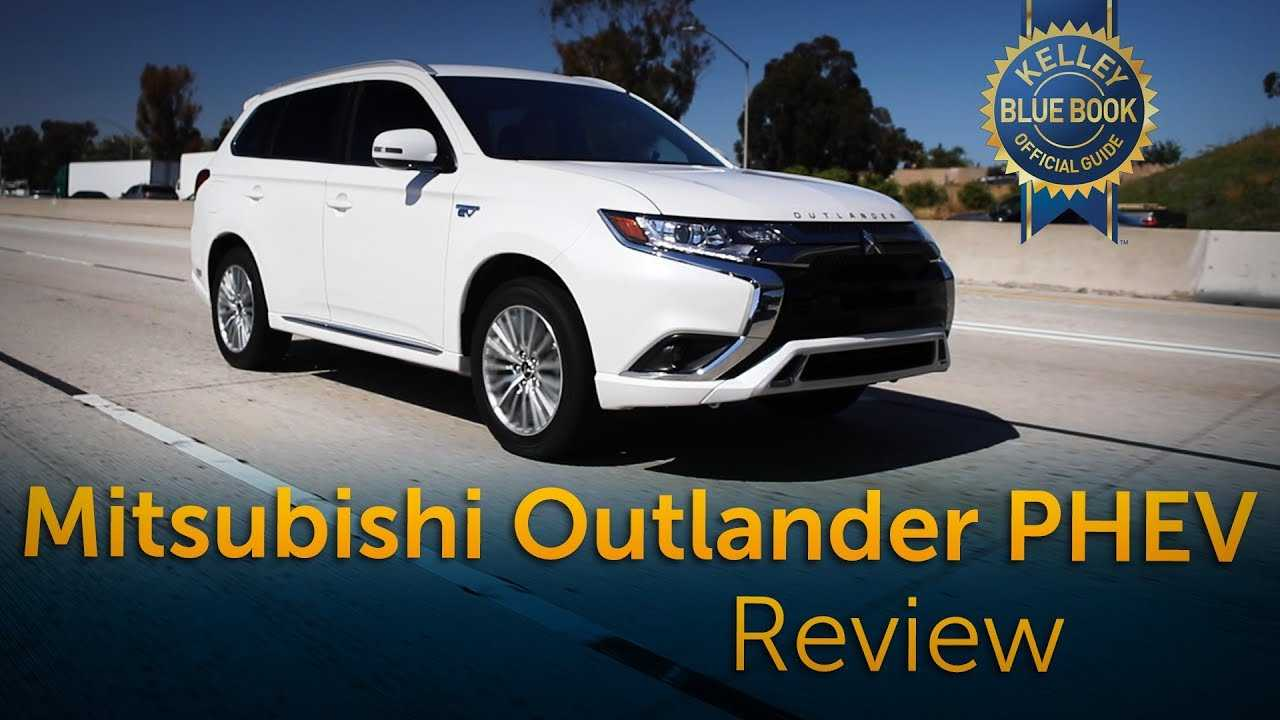 Kelley Blue Book Checks Out 2019 Mitsubishi Outlander Phev