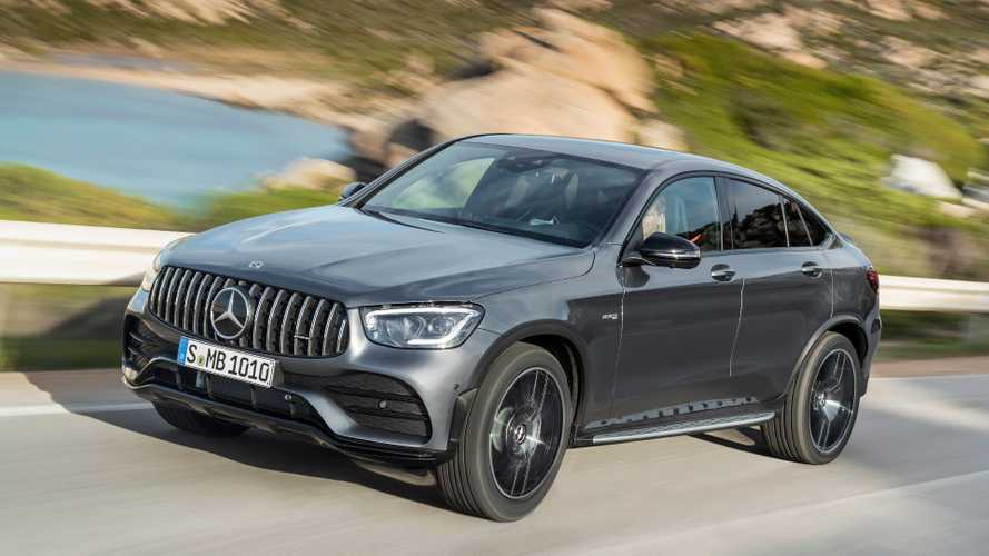 Mercedes-AMG GLC 43 Coupé 2019