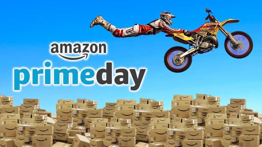 Amazon Prime Day, le offerte per i motociclisti