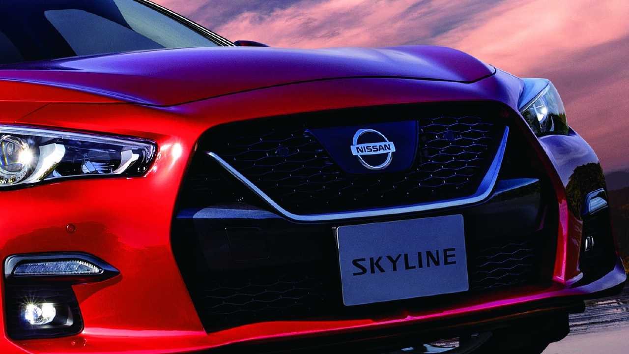 2020 Nissan Skyline sedan