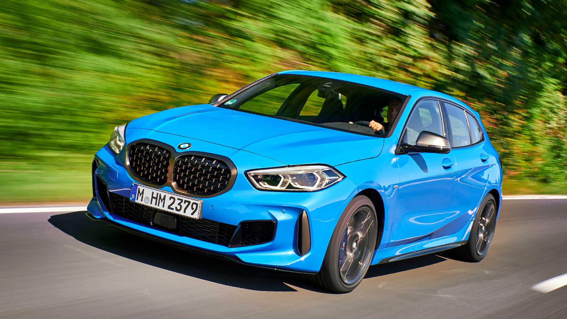 2019 BMW M135i First Drive: Keeping The Class In Check