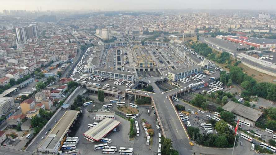 Bayrampaşa'daki İstanbul Otogarı İSPARK'a devrediliyor