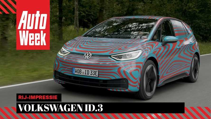 Let's Have A Look Inside The All-New Volkswagen ID.3