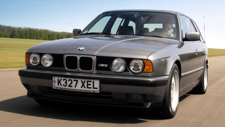BMW built an M5 estate with a McLaren F1 V12 under the bonnet