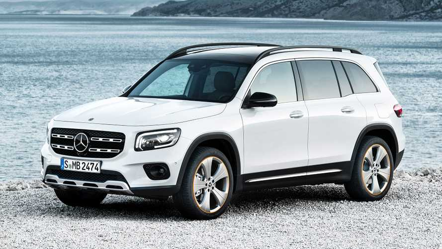 2020 Mercedes GLB: Get to know the 7-seat SUV through videos