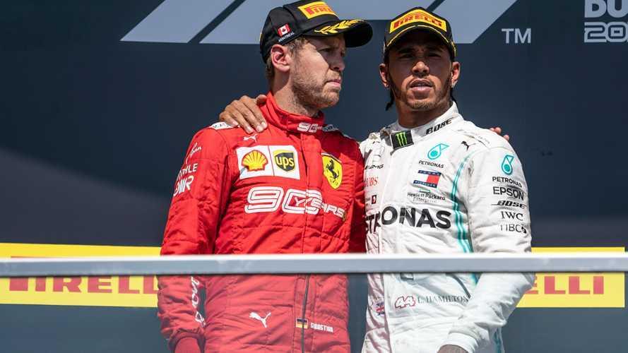 """Hamilton: """"Avrei fatto la stessa cosa di Vettel, ma non cambio idea"""""""