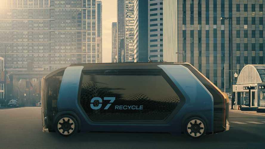 Scania NXT un concept per il trasporto urbano