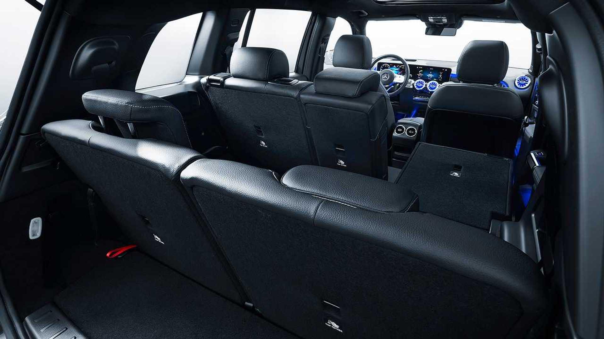 Mercedes GLB mescla soluções de SUV e minivan em embalagem compacta Mercedes-benz-glb