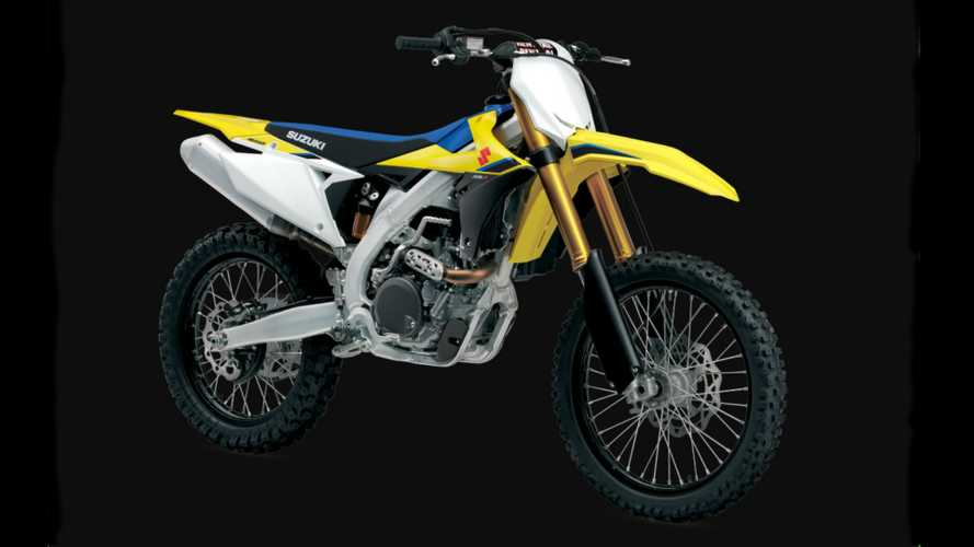 Suzuki 2020 Off Road Motorcycles