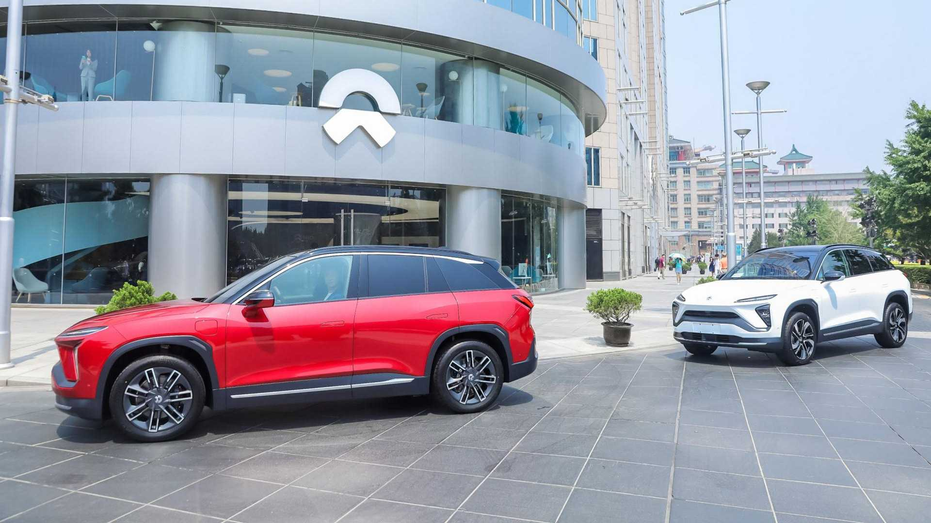 Nio Set New Monthly Sales Record Of Nearly 4 000 In August 2020